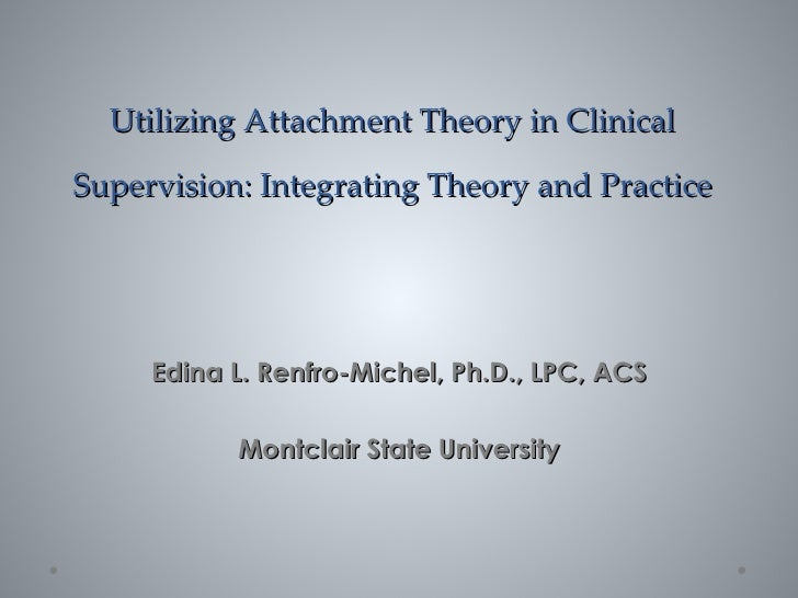 theory and practice of supervision Issues in ethics: supervision of student clinicians [issues in ethics statement]  available  competency-based medical education: theory to practice medical.