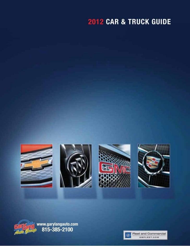 2012 Fleet Car and Truck Guide