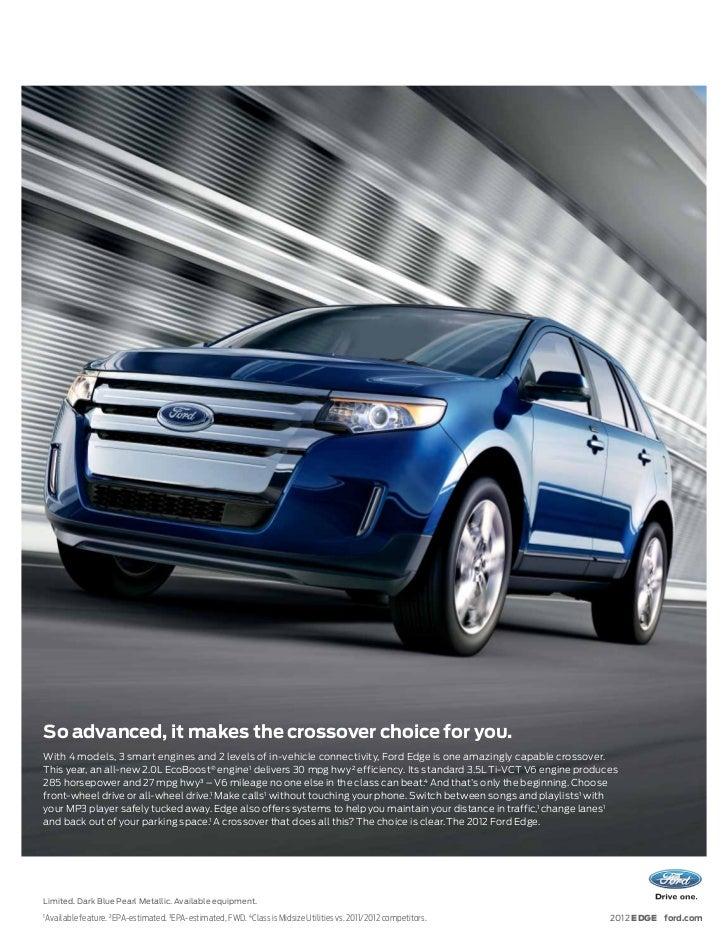 2012 Ford Edge For Sale NE   Ford Dealer Nebraska Slide 2