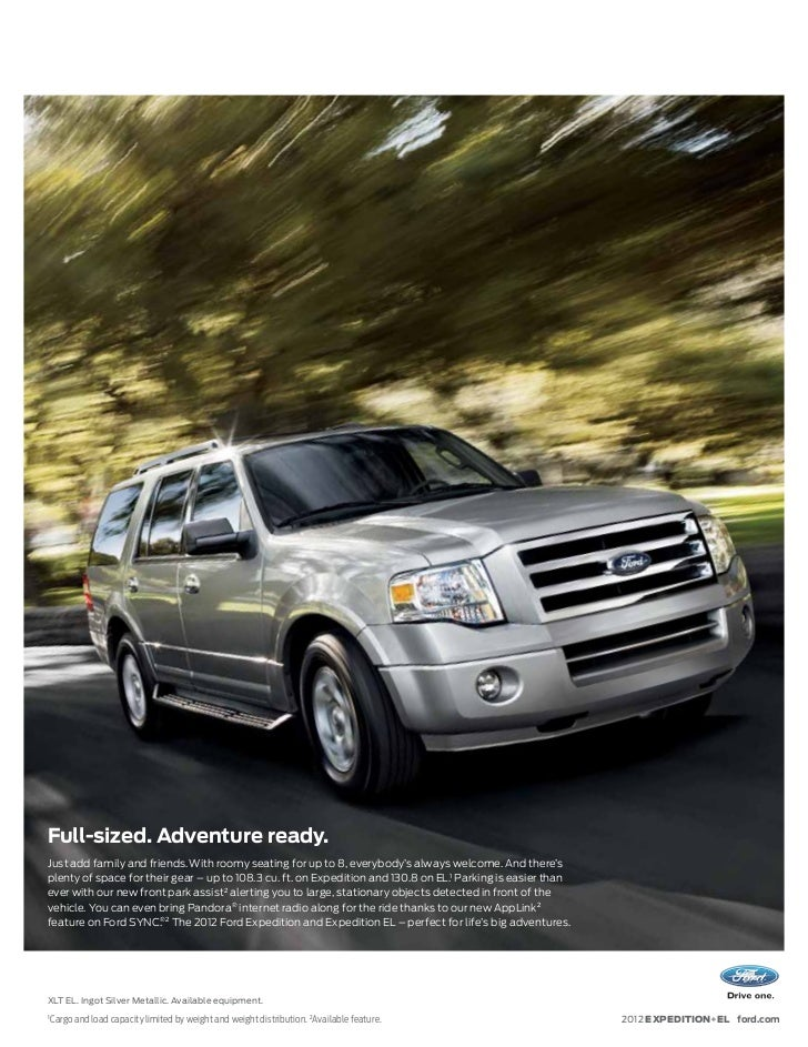 2012 Ford Expedition For Sale NY | Ford Dealer Near Buffalo