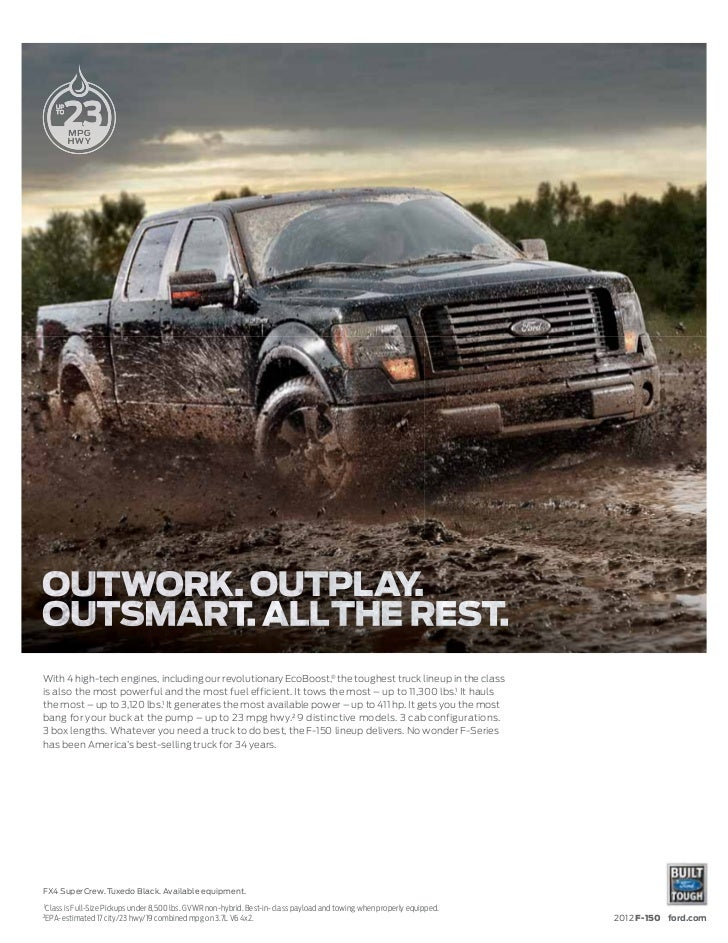 2012 Ford F-150 For Sale NY | Ford Dealer Near Buffalo
