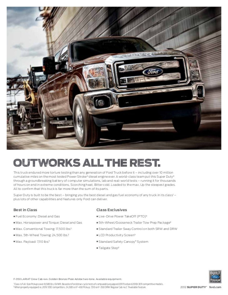 2012 Ford Super Duty For Sale NY | Ford Dealer Near Buffalo