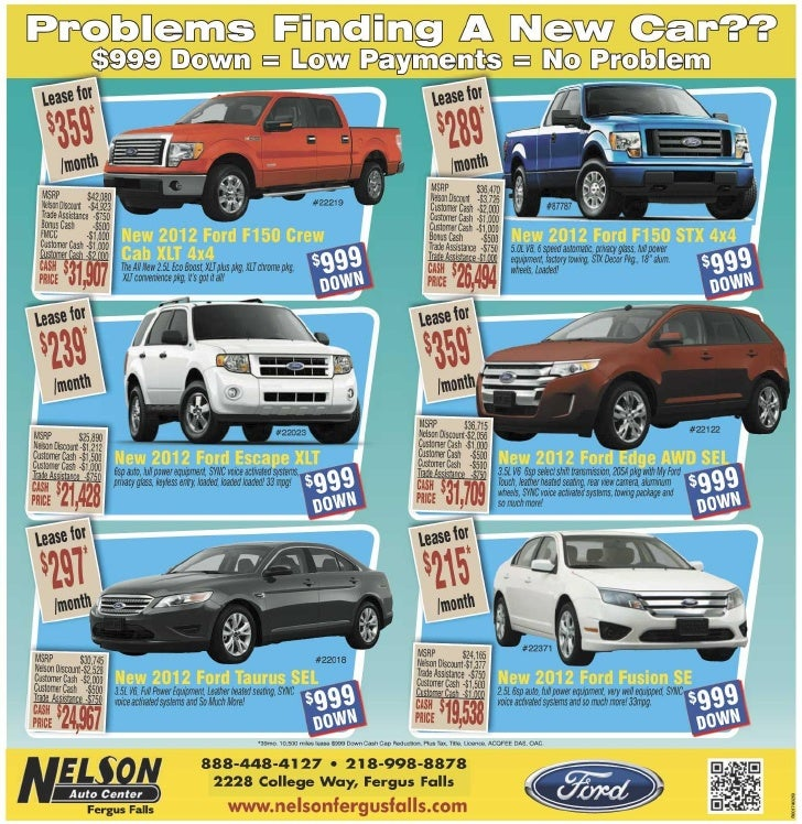 2012 Ford Vehicle Sale near Fargo MN | Ford dealership near Farg