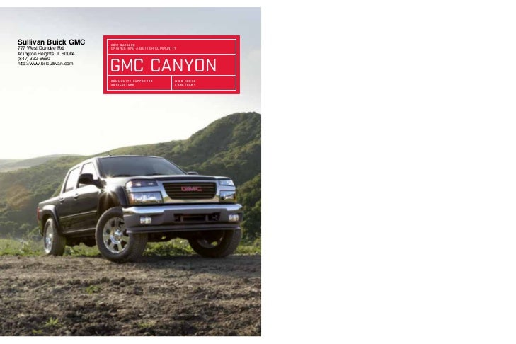 2012 gmc canyon for sale il gmc dealer near chicago slideshare