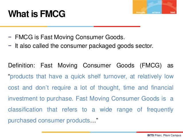 Buying behaviour of indian customer for fmcg product