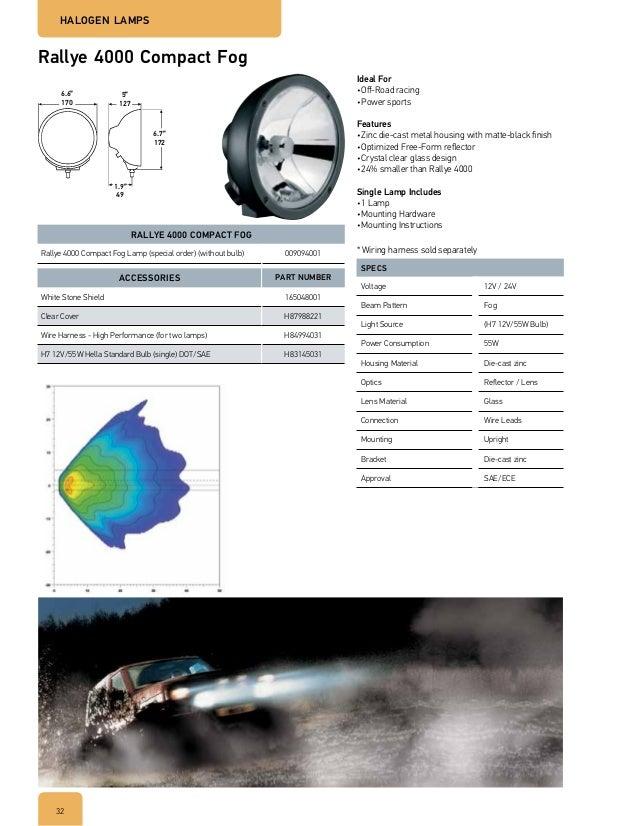 2012 hella accessories catalog working light fog light rh slideshare net Jeep Fog Light Wiring Diagram 5 Pin Relay Wiring Diagram