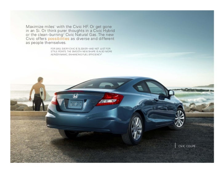 Honda Civic Natural Gas For Sale