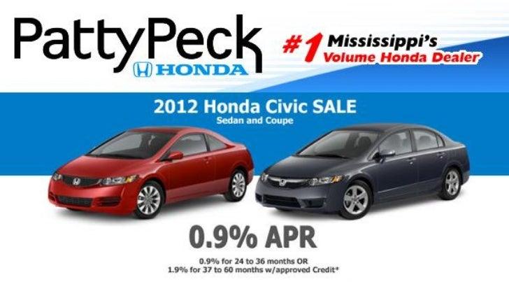 2012 honda civic special sale ms honda dealer near jackson for Honda dealership jackson ms