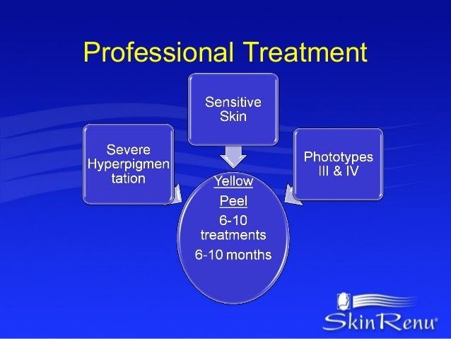 Professional Treatment