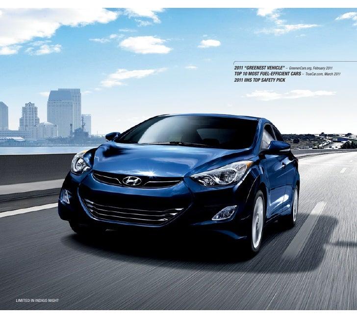 Top Of The Line Hyundai: 2012 Hyundai Elantra For Sale NC