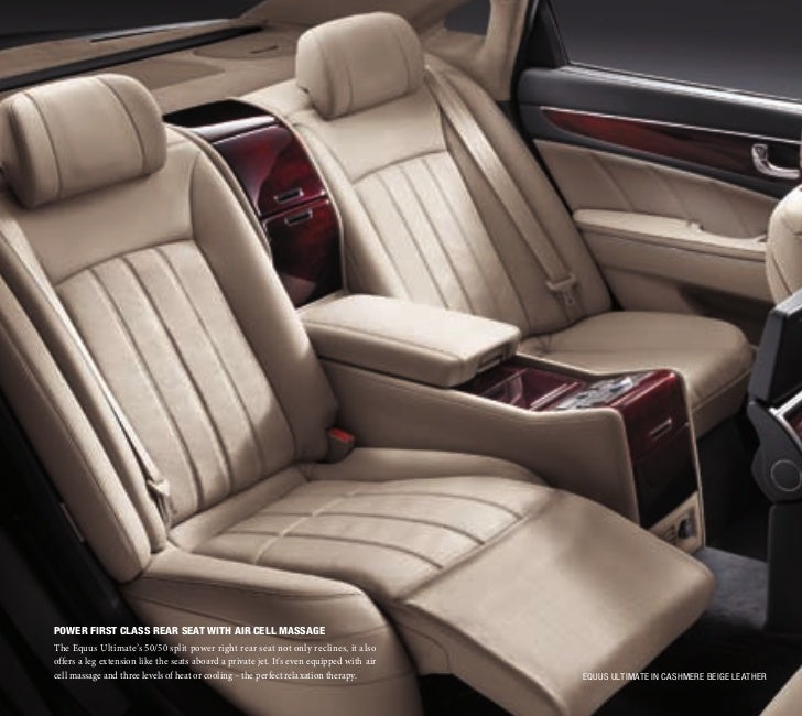 17. POWER FiRST cLaSS REaR SEaT ... & 2012 Hyundai Equus For Sale FL | Hyundai Dealer Orlando islam-shia.org