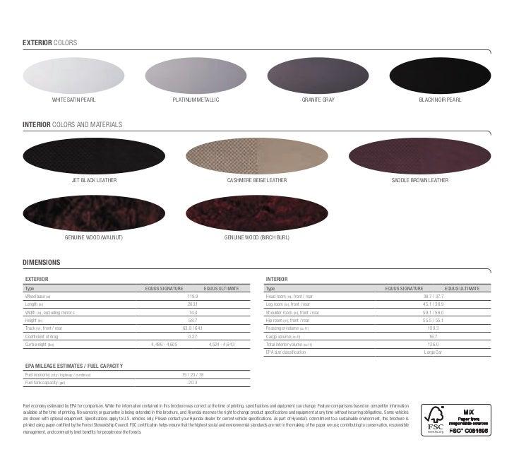 2012 Hyundai Equus Interior: 2012 Hyundai Equus For Sale VA