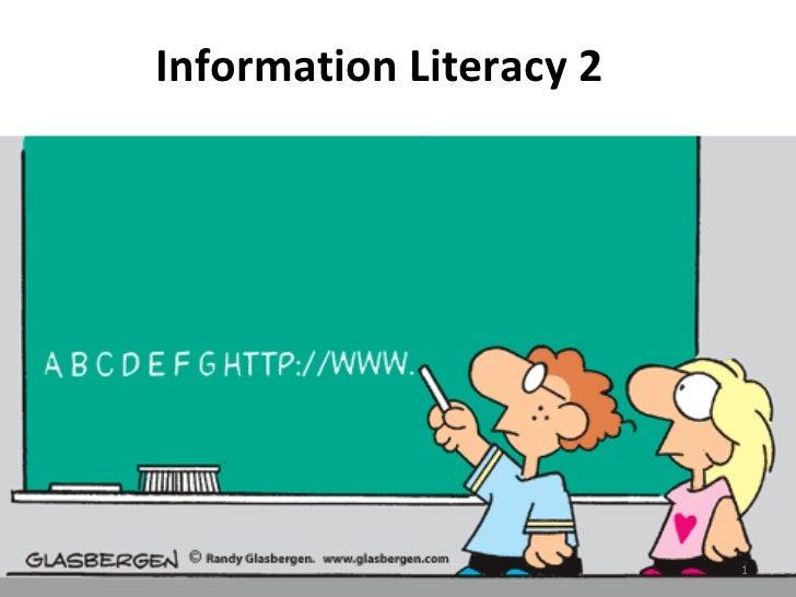 Information Literacy 2