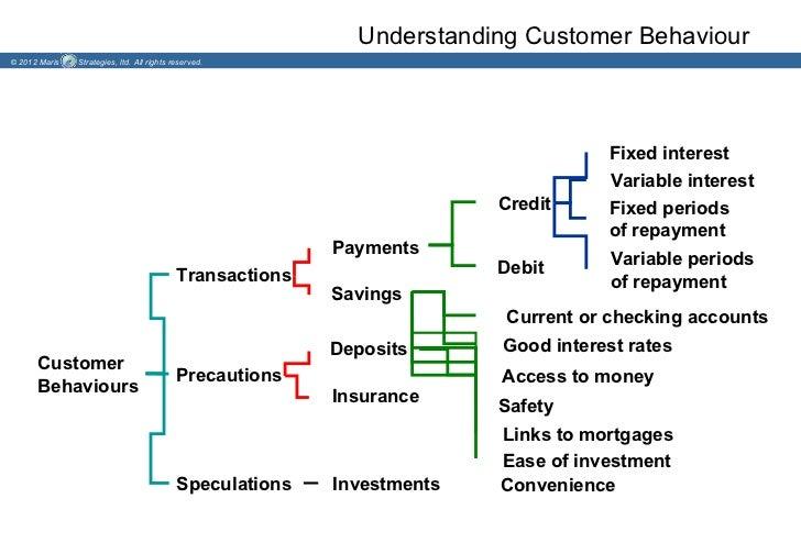 Understanding Customer Behaviour© 2012 Maris   Strategies, ltd. All rights reserved.                                      ...