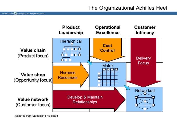 The Organizational Achilles Heel© 2012 Maris    Strategies, ltd. All rights reserved.                                     ...