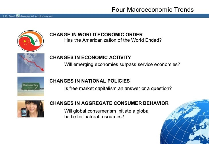 Four Macroeconomic Trends© 2012 Maris   Strategies, ltd. All rights reserved.                                             ...