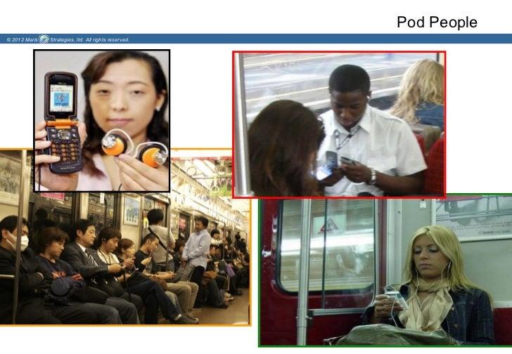 Pod People© 2012 Maris   Strategies, ltd. All rights reserved.