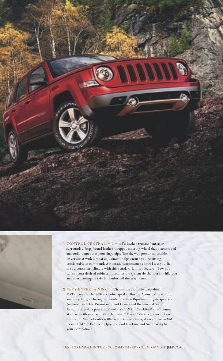 2012 Jeep Patriot For Sale Va Jeep Dealer Near Chantilly