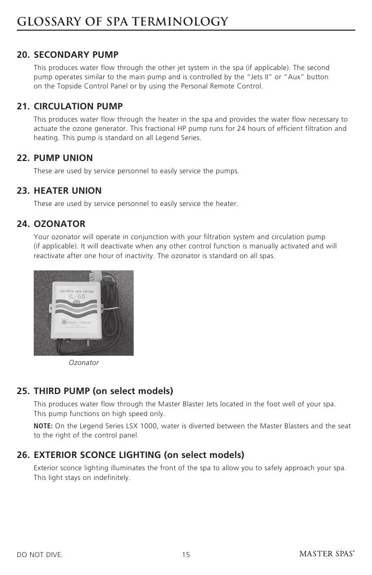 master spa wiring diagram manual e books Catalina Spa Wiring Diagram master spa legend owner\\u0027s manualmaster spa wiring diagram 4
