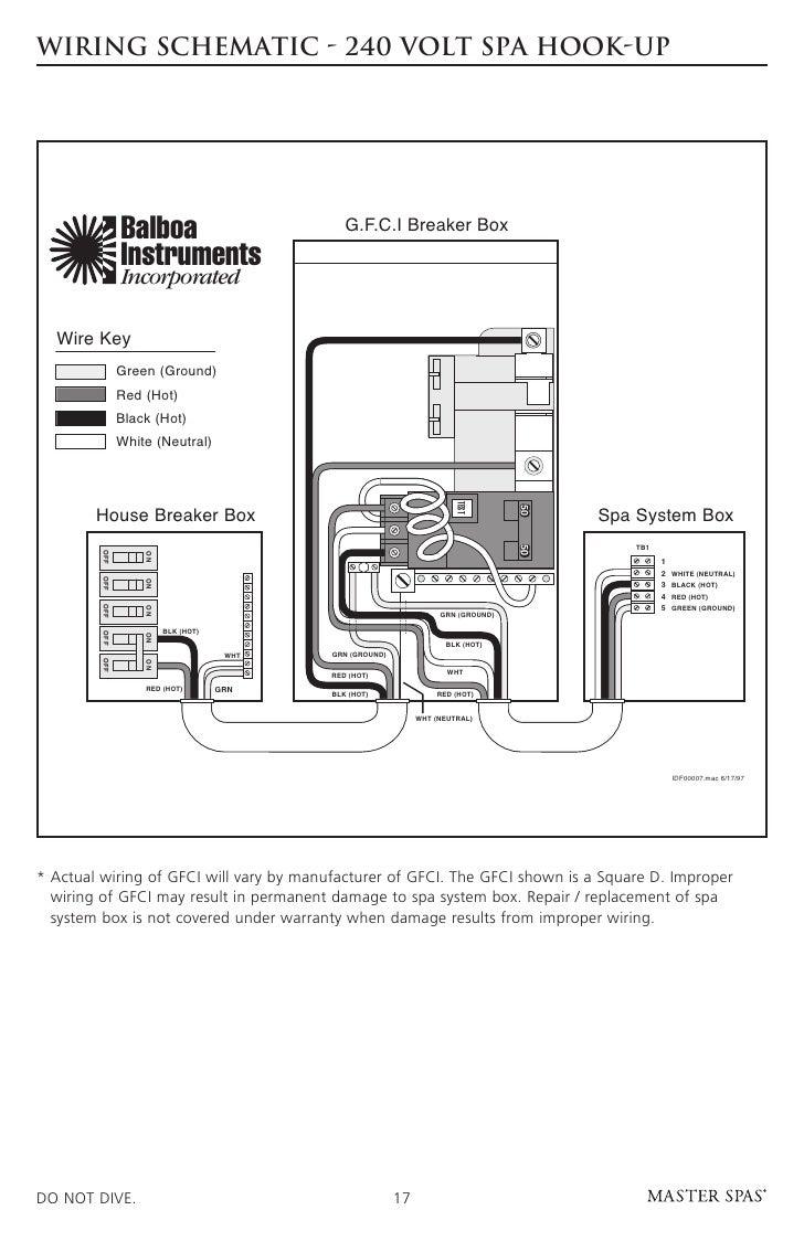 master spa legend owner s manual rh slideshare net