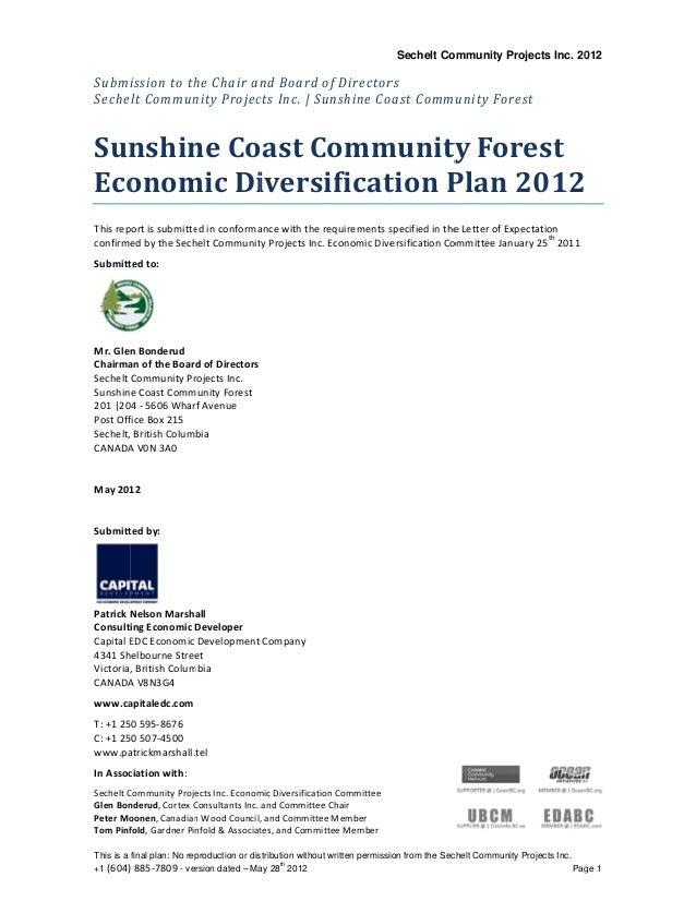 This is a +1 (604) Subm Seche  Sun Eco Thisrep confirm Submitt Mr.Gle Chairma Sechelt Sunshin 201|20 PostOff Sechelt...
