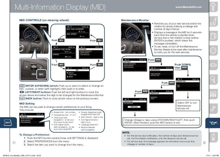 2012 Mazda Mazda3 Smart Start By Neil Huffman Mazda