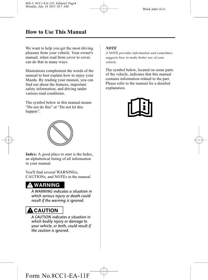 2012 miata owners manual product user guide instruction u2022 rh testdpc co
