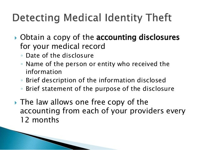 medical identity theft essay Learn more: call us at 8776116342 employing managed security services to prevent medical identity theft wwwmegapathcom.