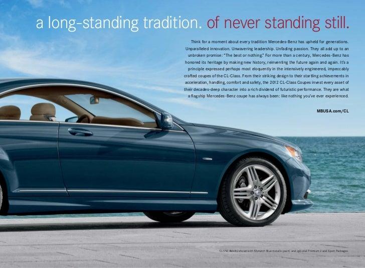 2012 Mercedes-Benz CL-Class For Sale NY | Mercedes-Benz ...