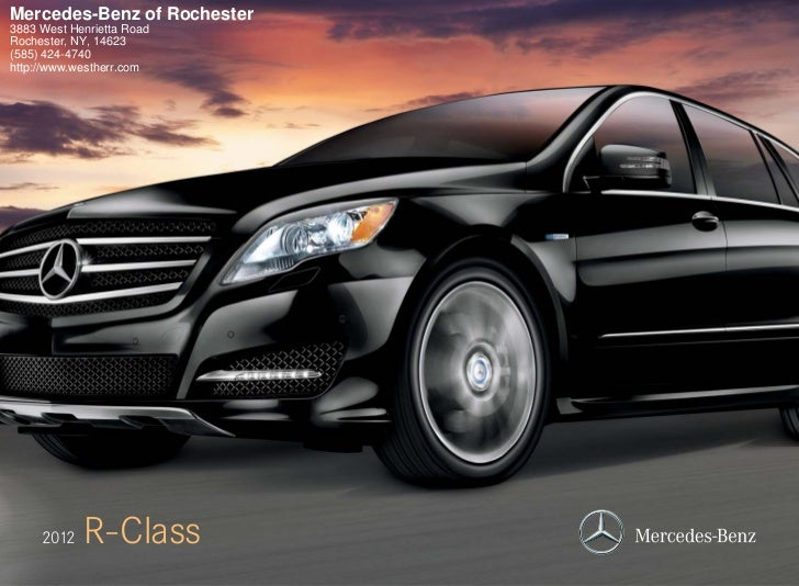 2012 mercedes benz r class for sale ny mercedes benz for Rochester mercedes benz