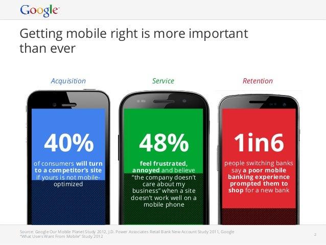 Mobile Banking Trends - Oct 2012 - Google Slide 2