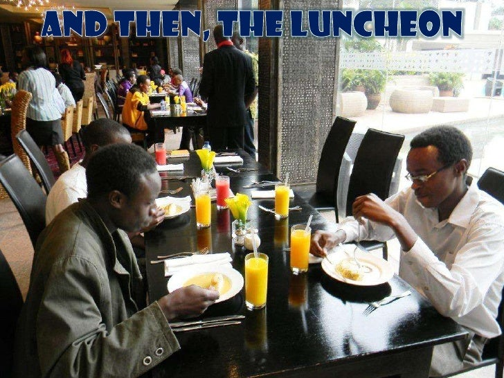 2012 Molo Academy Top Performers Luncheon Summary
