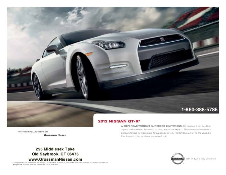 2012 nissan gt r for sale near middletown new haven ct. Black Bedroom Furniture Sets. Home Design Ideas