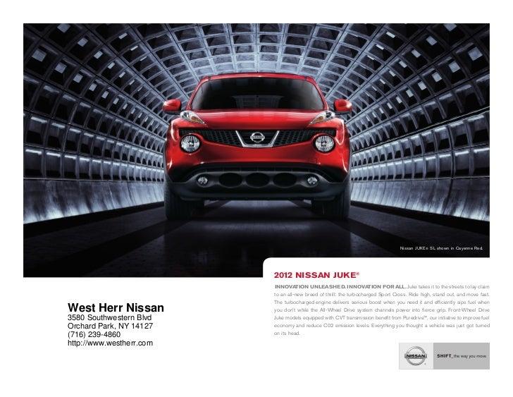 Great ... NY | Nissan Dealer Near Buffalo. Nissan JUKE ® SL Shown In Cayenne Red.