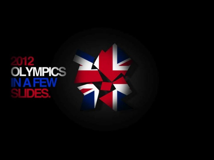 2012 Olympics in 30 slides.