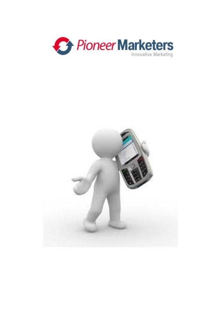 How to make mobile    email mar keting       ef fective?To make mobile marketing effective youhave to follow certain steps...