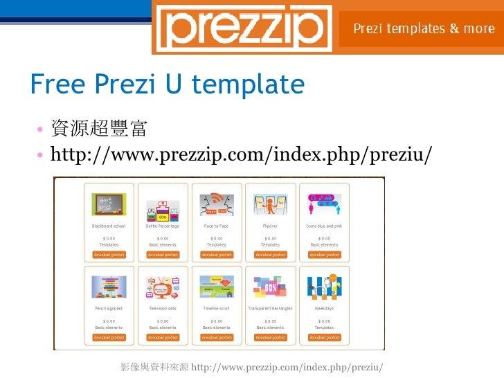 prezi template library - 2012 prezi and prezi u i pad next
