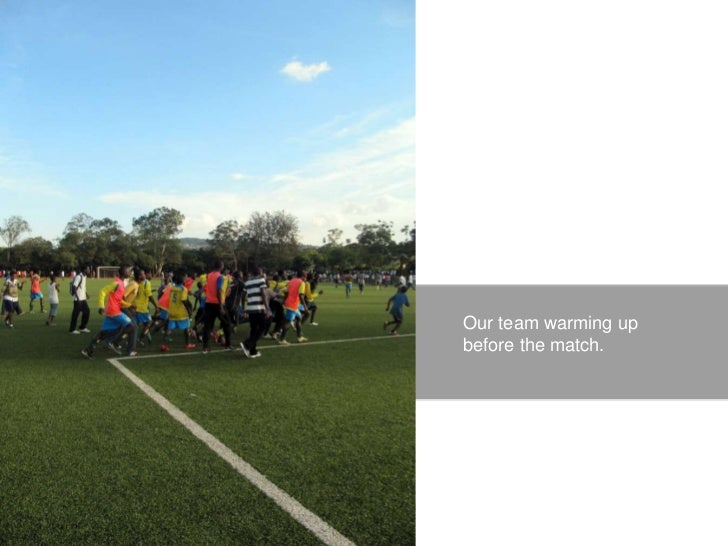 PROEXPOSURE Match of the day by Gisele Slide 3