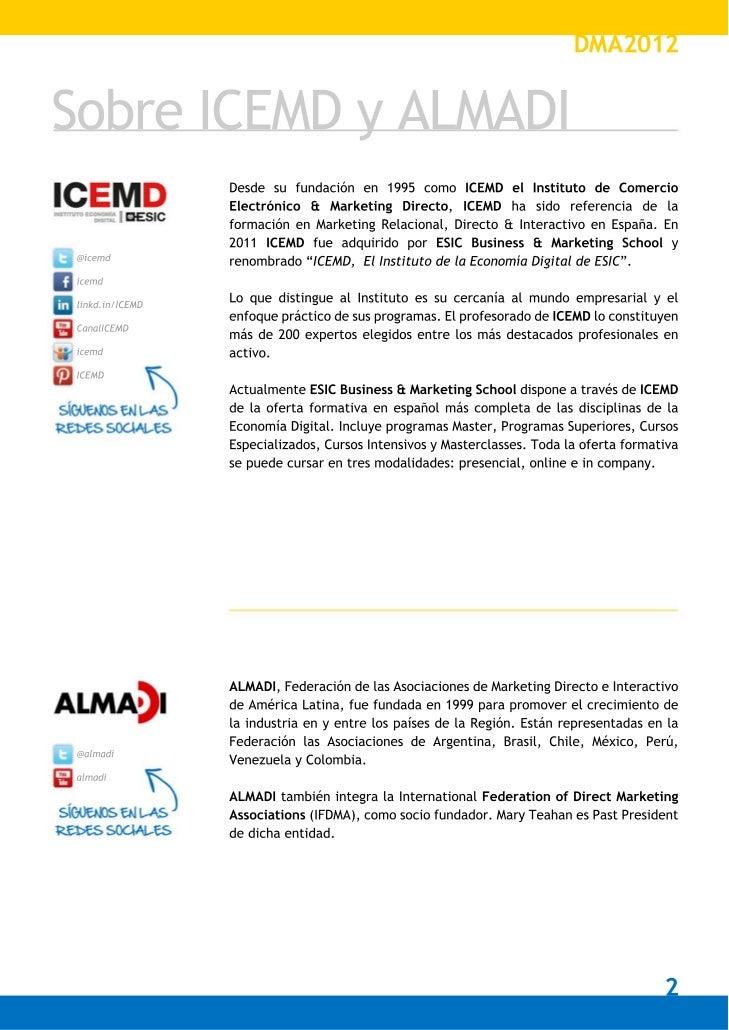 DMA en español Slide 3