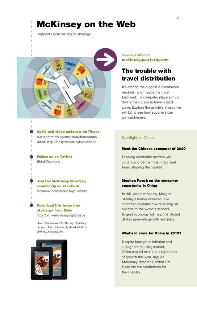 2012 q2 McKinsey quarterly - Put your money where your