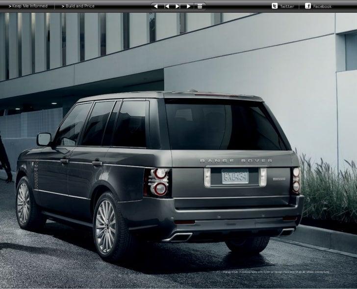 2012 range rover for sale ct land rover dealer connecticut. Black Bedroom Furniture Sets. Home Design Ideas