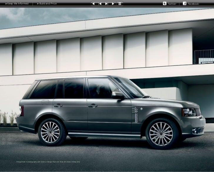 2012 Range Rover For Sale CT  Land Rover Dealer Connecticut