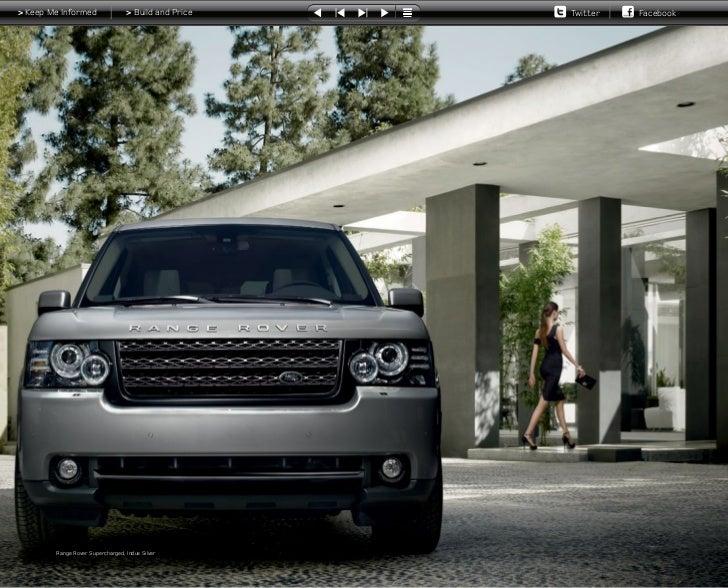 2012 Range Rover For Sale MI | Land Rover Dealer Near Detroit