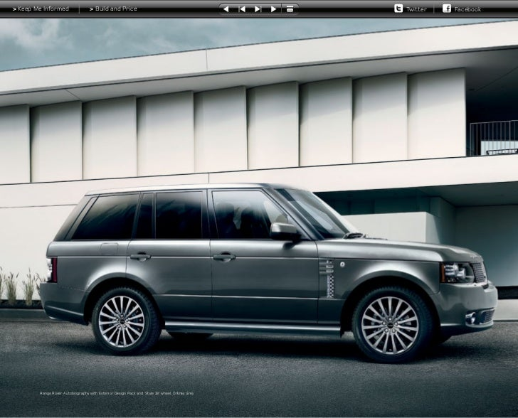Land Rover For Sale Near Me >> 2012 Range Rover For Sale Mi Land Rover Dealer Near Detroit