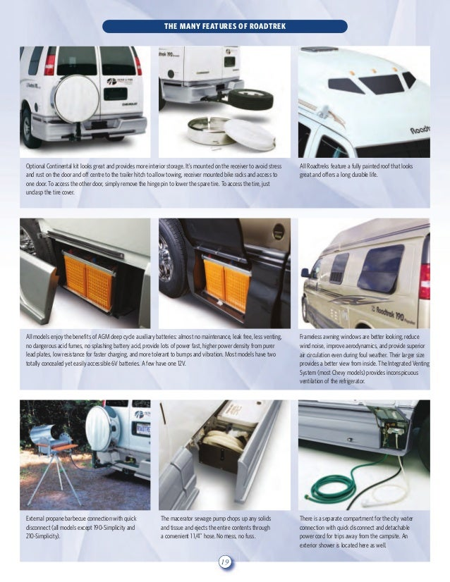 2013 roadtrek class b motorhomes rh slideshare net Used Roadtrek Class B Vans Roadtrek 4 X 4