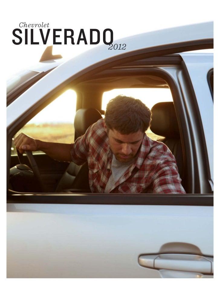 ChevroletSILVERADO   2012
