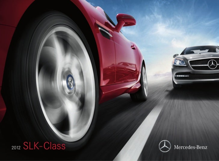 2012   SLK-Class