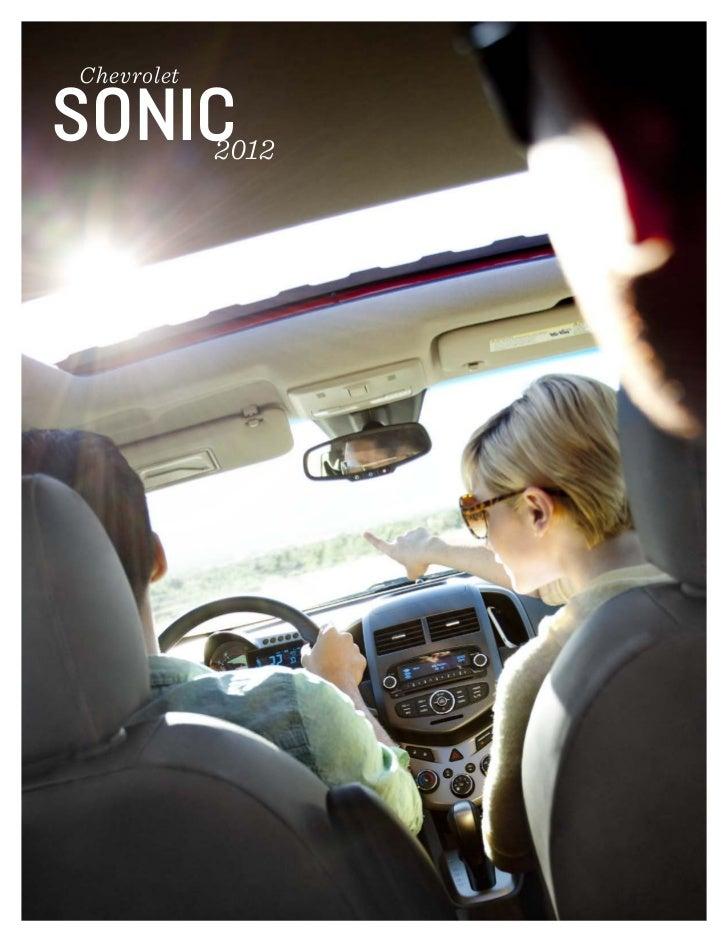 ChevroletSONIC       2012