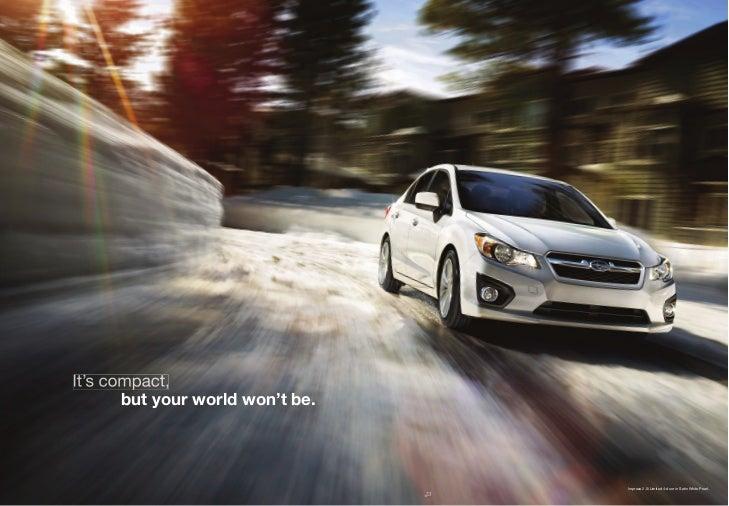 2012 Subaru Impreza For Sale NY | Subaru Dealer Near Buffalo
