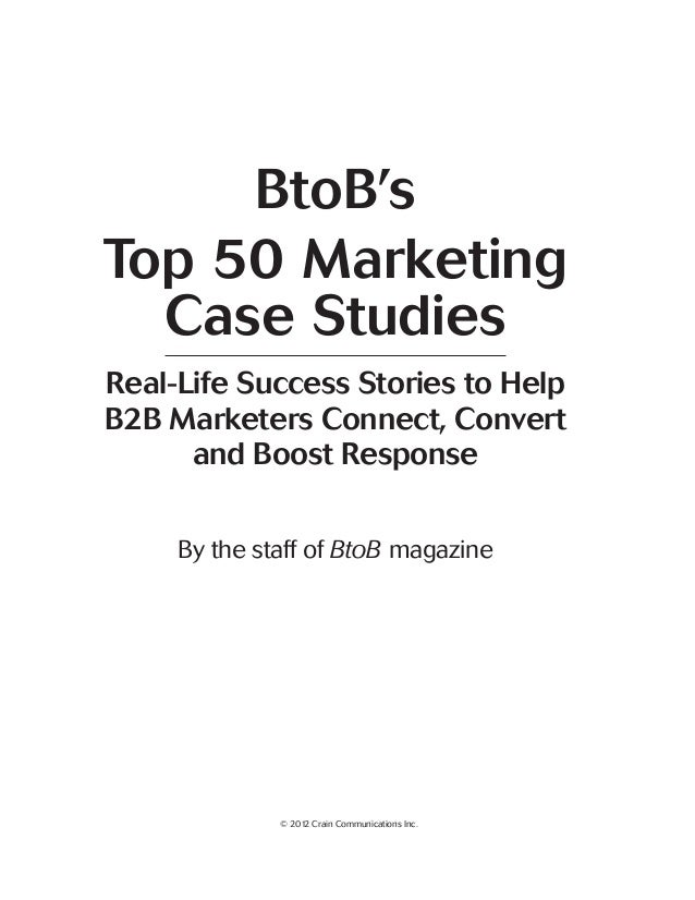 pinterest b2b case studies How b2b brands can reduce cost per lead by up to 85 percent [case study.